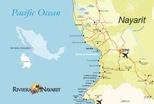 MAP / Riviera Nayarit Map