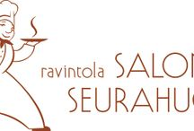 Salon ravintolat ja kahvilat / Mukavia ravintoloita ja kaffepaikkoja / Nice restaurant and coffee places