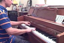 Re-learning piano... I played as a kid...