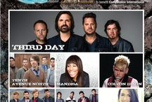 Concerts/Events / by Joy! 102.5