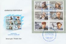 New stamps issue released by STAMPERIJA | No. 473 / AZERBAIJAN - 25 11 2014 CODE: AZRB14117A-AZRB14118A