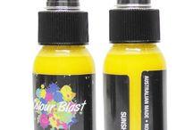 CB Shimmer Spray