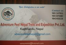 adventure feel nepal treks and expedition pvt ltd / +9779851247850 / +9779841870080...