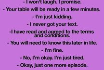 SO TRUE!!!!! / This is so relatable its creepy