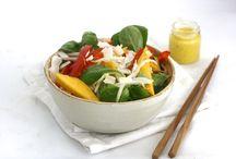 Thuis - Healthy Food / Heerlijk eten, ter inspiratie en om gezond te blijven :).