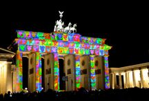 Festival of Lights in Berlin / Festival of Lights in Berlin #art #light #berlin #kunst