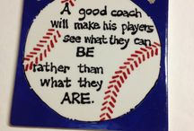 coaches gifts / by April Grisham