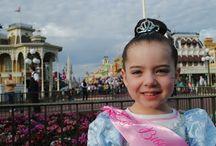 Disney Girls / by Michelle Brown