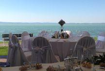 Balatoni esküvő / Wedding at Lake Balaton