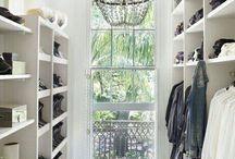 Walkin closet/Make-up room