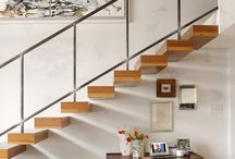 Staircase / Ideas and inspiration for the new staircase to our loft space.