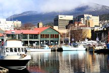 Places to go in Hobart, Tasmania, Australia