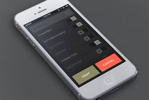 Mobile UI | Settings