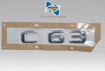 Schriftzug C63 Emblem Mercedes W204 S204 W205 S205 C63