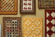 Small Quilts / Small or miniature quilts