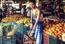 market babe