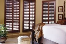 Stylish Wooden Blind Inspiration / A few images we absolutely LOVE!