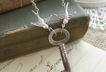 Key necklace ideas