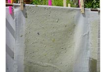 Handmade Paper Making