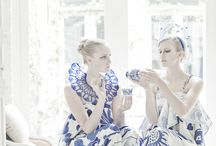 BlueWhitePorcelain Fashion
