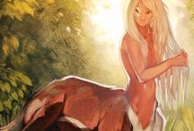 centaur art