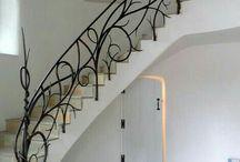 zabradli schody
