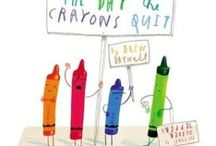 Day Crayons Quit / by Erika Larson