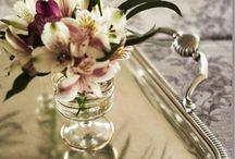 Las Flores Deluz / Flowers by Deluz / Astromelias, Rosas de las 505 del jardín, Paniculata...en deluz las flores son algo muy serio. Y etéreo.