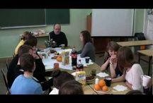 Uczniowie - twórcami, przykłady z SBRP.