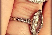 Engagement Rings / by jessie newcomer