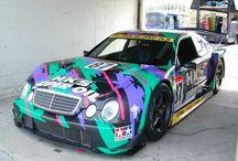 Kolorowe samochodziki