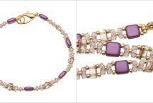 Beading / tantissime idee da realizzare e tutti i  prodotti di cui hai bisogno per entrare nel magnifico mondo della tessitura con perline!