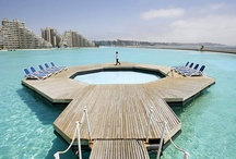 Pools I'd love to swim / My bucket list of the world's most beautiful swimming pools