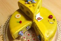 Fondant Cakes / Fondant Baby, Fondant cakes, cakes