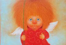 Ангелочки Чувиляевой Галины
