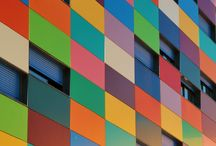 Colored Facade