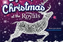 #RoyalsReindeer - Christmas 2015 / Behold! Our fantastic Royals Reindeer is over 10 foot tall and covered in dazzling lights, providing a bright centrepiece this festive season. Make sure you take some pictures while you can, and share them with us using the hashtag #RoyalsReindeer.