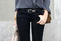 Schwarze Hemden
