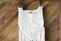 Crochet {Bags} ♥