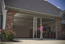 """Our American Dream Garage / Looking for inspiration for your """"American Dream Garage"""" board! Here's what we would love in our garage!"""