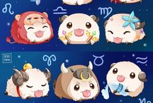 League of Legends / Cutenesss! <3