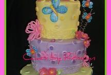Cake / by Lindsay Spencer-Robins