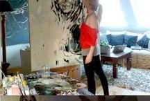Sanat yağlıboya