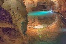 пещеры Дженолана, Австралия