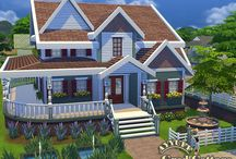 The Sims 4 !houses!