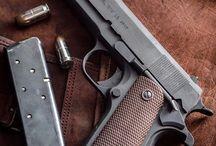 pistols & gun