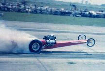Racecar dragster