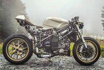 Duc 749 Custom Project