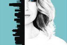 Poster das séries/filmes que amo !!!