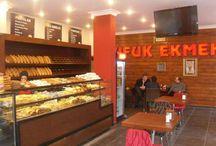 UFUK EKMEK / Ufuk Ekmek, Güngören'in En Kadim Pasta ve Ekmek Üretim Merkezi